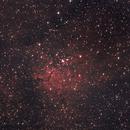 NGC6820-NGC6823,                                Greg Ray
