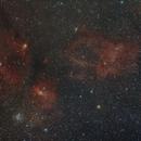 sh 2 NGC 7635 NGC 7538,                                Andrea Bartoloni