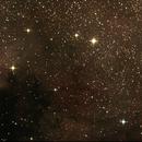 NGC 7000 détail,                                Etienne MARQUET