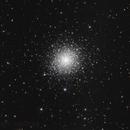M-92:  The Great Globular Cluster in Hercules,                                Fernando