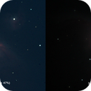 M42 filtered/unfiltered comparision,                                Wesley Joseph