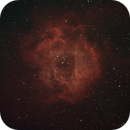 Rosette Nebula (NGC 2237),                                AstroBros