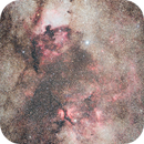 North American Nebula - Wide,                                Joey Wishart