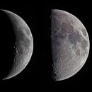 lunar phases,                                mirco caffelli