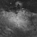 Eagle Nebula in Ha,                                Stefan Westphal