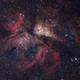 Eta Carina Nebula HaRGB,                                Bruce Graham