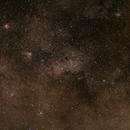 Milky Way landscape,                                OrionRider