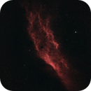 California nebula - snap shot,                                urmymuse
