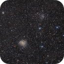 NGC 6946 with SN2017eaw and NGC 6939,                                JuergenB