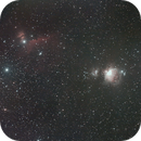 m42 and friends,                                Stefano Ciapetti
