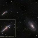 SN2014J - January 22, 2014,                                David Milligan