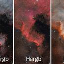 NGC 7000,                                Tommaso Rubechi