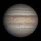 Jupiter | 2019-08-21 3:35 | RGB,                                Chappel Astro