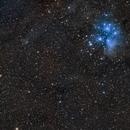 M45 with C/2016 R2 PanStarss V2,                                Jan Schubert