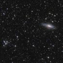 NGC 7331 - Stephan's quintet,                                Péter Feltóti