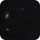 M81 and M82 with T2 PanStarrs,                                Gianluca Galloni