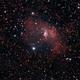 Bubble Nebula (NGC 7635),                                Maxim