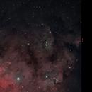 NGC 7822,                                James Schrader