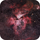 Nebulosa Carina,                                Davi Weigert