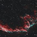 Eastern Veil Nebula,                                Damien Cannane