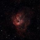 IC 410 (Tadpole Nebula),                                Daniel Erickson