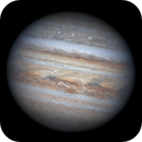 20200720 15:17.9 - Jupiter with IO and Europa,                                astrolord
