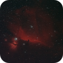Orion & Horsehead, Narrowband,                                pcyvr