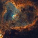 The Heart Nebula,                                Theodore Arampatzoglou