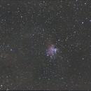 Eagle Nebula,                                Wilmari