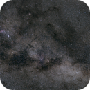 Milky Way in the constellation Scorpius and Norma,                                alphaastro (Rüdiger)