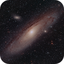 M31 from Suburban Skies,                                Stephan Linhart