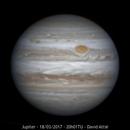 Jupiter - 18/03/2017 - 20h01UT,                                davebowman