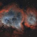 Soul Nebula bicolour,                                MartinF