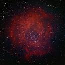 Rosette Nebula NGC2239,                                jferro2000