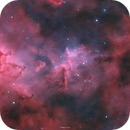 Heart of the Heart Nebula (IC 1805) - Melotte 15,                                Henrique Silva