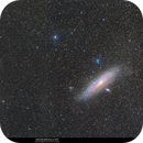 Andromeda & IFN,                                Gabriel R. Santos...