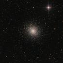 M5 Globular Cluster,                                Michael Kalika