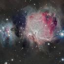 M42 in HaLRGB - Revisited,                                Josh Woodward