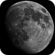 The Eleven Days Old Moon,                                astropical