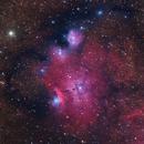 NGC6559 Loreta-Nebula,                                Rolf Dietrich