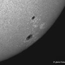 AR12785 & AR12786, today, shot in WL.,                                Gabriel - Uranus7