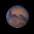 Mars October 9th,                                RaymNeg