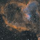 Heart Nebula IC1805,                                SemiPro