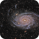 NGC 6744,                                Mark