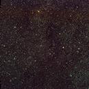 CEPHEUS wide field - New tests Pentax K3 II astrotracer - Samyang 85mm f/1.4 open f/4.0,                                patrick cartou
