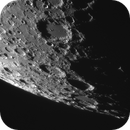 Schiller, Longomontanus and shaded Clavius and Blancanus - 14.07.2020,                                Loxley