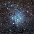 Messier 45,                                comiqueso