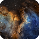 Soul Nebula,                                Emanuele Bergamaschi