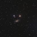 NGC 1055 - Smile!,                                Ron