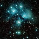M45, Pleaides,                                Douglas Thomas